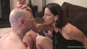 Webcam femme dominatrice en live016