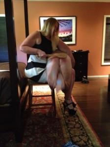 Webcam femme dominatrice en live158