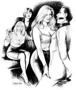homme soumis sexuel femme enculeuse031